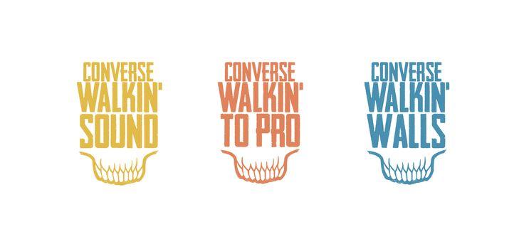 Logos Campaña Converse