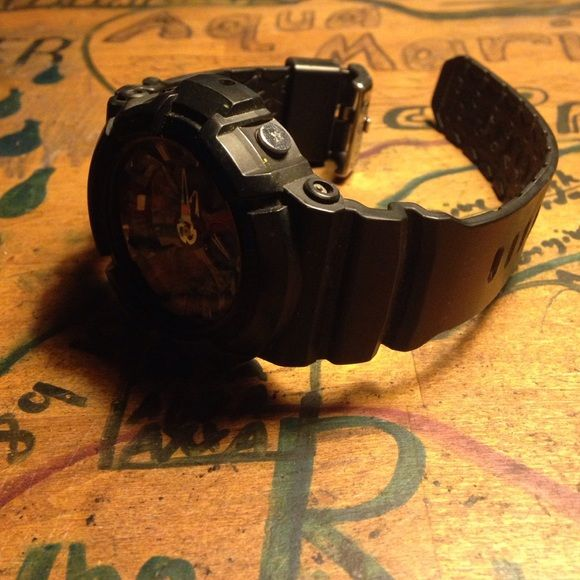 G shock protection Working Black G shock protection G-Shock Accessories Watches