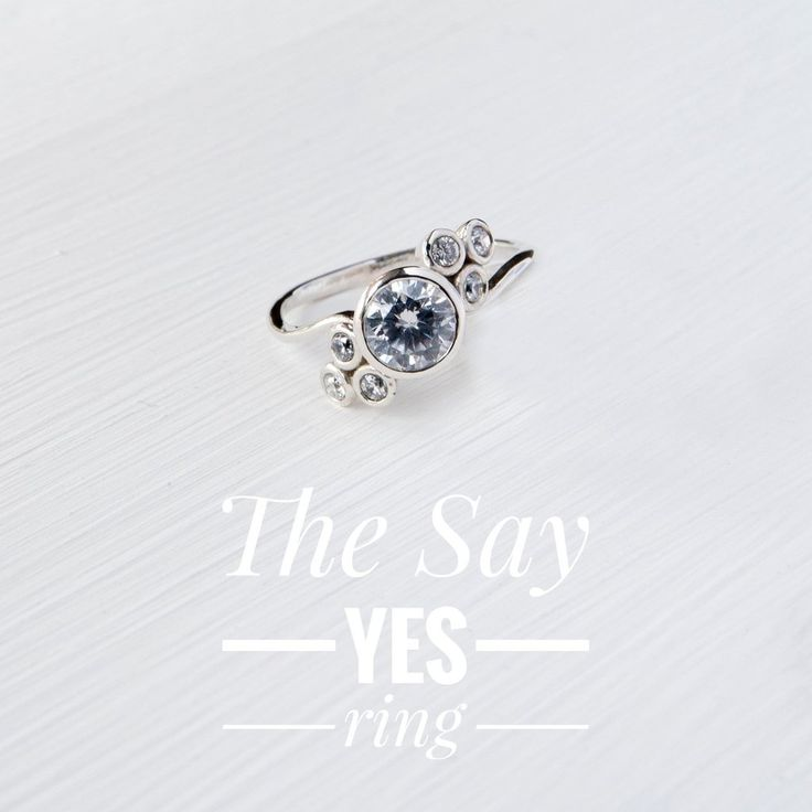 The Say YES Ring