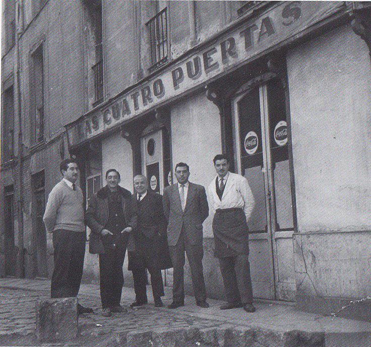 Viejos negocios en el viejo Madrid