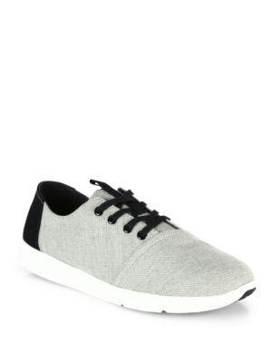 TOMS Del Rey Chevron & Herringbone Wool Sneakers. #toms #shoes #sneakers