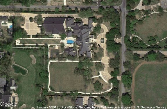 Lisa and kenny troutt 100 most expensive homes in dallas for Most expensive house in dallas