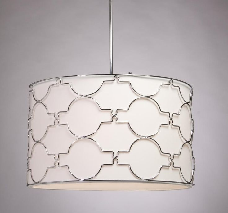 Morocco Chrome Chandelier : 6UJP2 | Richardson Lighting