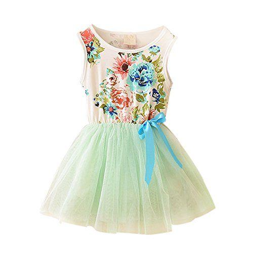 Metee Dresses Girls Bowknot Flower Party Princess Tulle Tutu Skirts(Green, S(2-3 Years)) Urparcel TM http://www.amazon.com/dp/B00XK11FS2/ref=cm_sw_r_pi_dp_ruQLvb10QMBDA