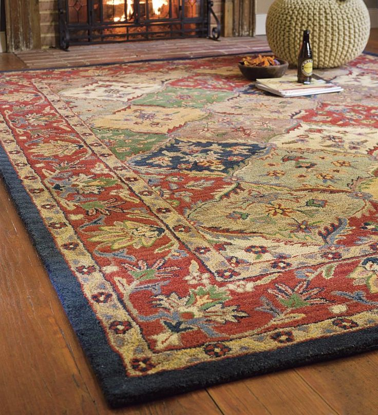Bradford Rug Brings The Versatile Style And Elegance Of A Persian To Any Room Indoor RugsLiving ProductsWool