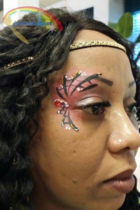 Spiderman eye design