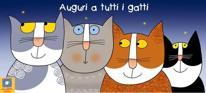 Festa nazionale del gatto 17 febbraio | GATTI | Pinterest