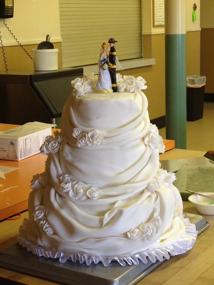 The 25 Best Firefighter Wedding Cakes Ideas On Pinterest