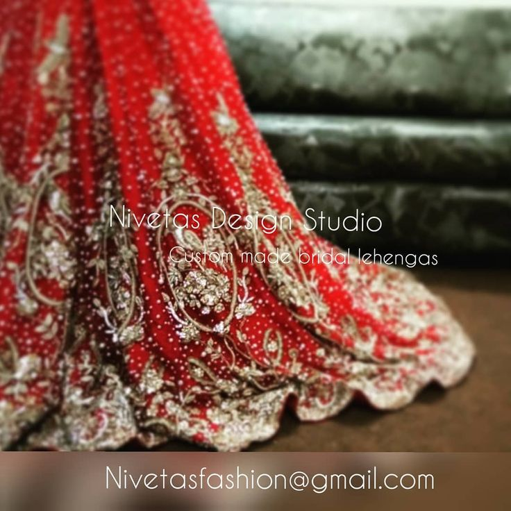 Bespoke custom made bridal lehengas  For any inquiries Please email : nivetasfashion@gmail.com . We Ship Worldwide We are Located in jalandhar Punjab  To book your order please email : nivetasfashion@gmail.com  #indianwear #bridalwear #bollywood #fashionista  #indianbride #desicouture #salwarkameez #indianfashion #designerwear #exclusive #desifashion #anarkali #lehengas #weddingsutra #indianwedding  #indianweddingbuzz #kundan #bollywoodfashion #asianwedding #pakifashion #traditionalwear…