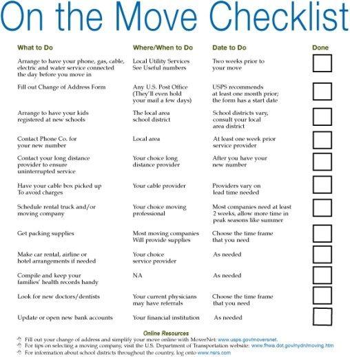 Printable Moving Business Checklist Template Moving Checklist Checklist Template Moving Checklist Printable