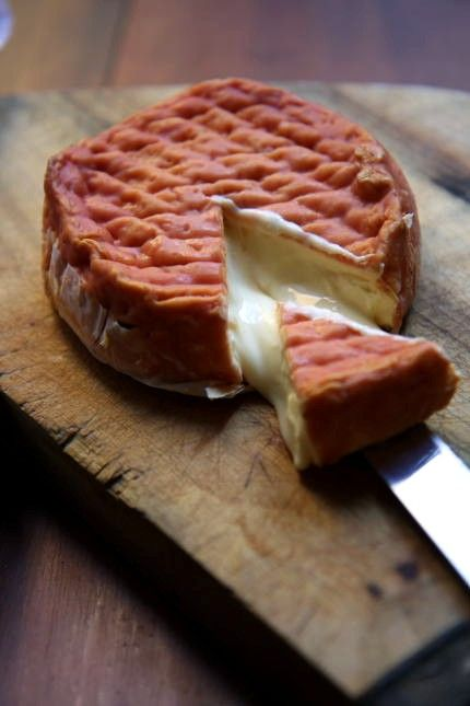 One thing I miss about living closer in to the city (I live a good ways northwest of the perimeter) is being able to buy epoisses whenever I feel like it. It's about a 40 minute drive to the nearest place to buy it. :(