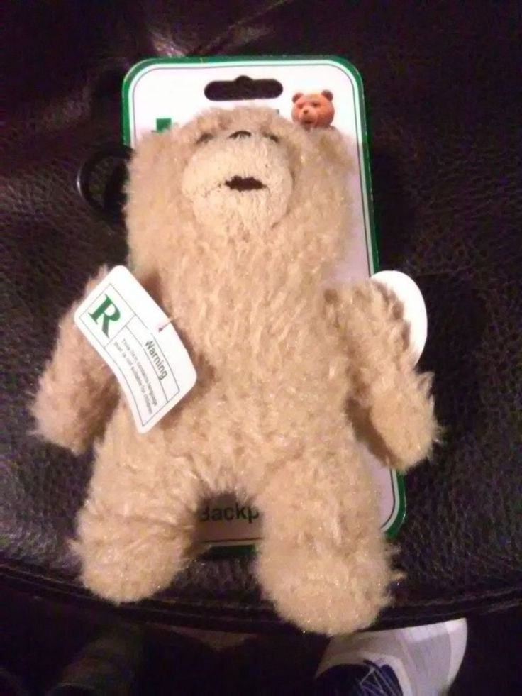 2012 commonwealth  TED THE TALKING BEAR MARKY MARKS THUNDER BUDDY mint