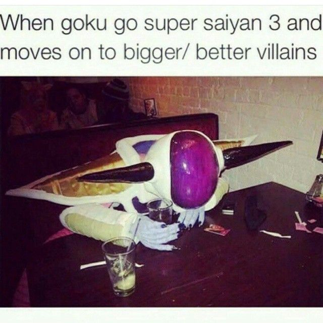 Well it had to happen eventually - Dragon Ball Z