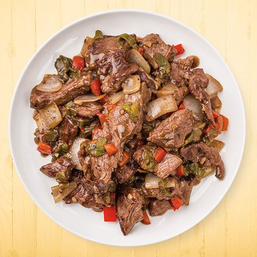 Gluten-Free Pepper Steak Hatch Chile Stir Fry - Wegmans ...