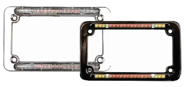 INTEGRATED LED LICENSE PLATE FRAME for sale in Victoria, TX | Dale's Fun Center (866) 359-5986
