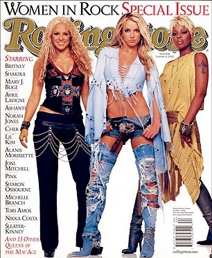Rolling Stone   October 2002 (Albert Watson)