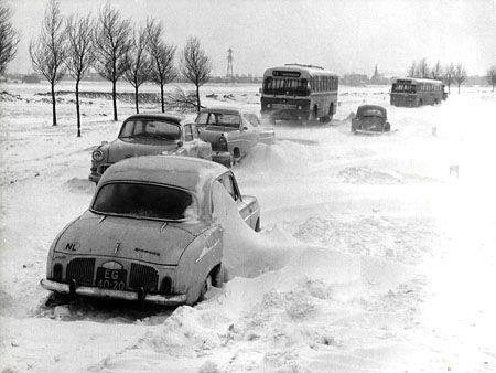 innl / IJskoude winter (1962-1963)
