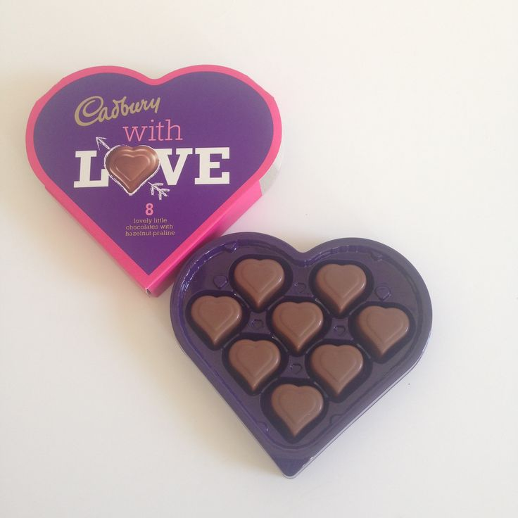 yum, yum. What student wouldn't like receiving a little parcel of love?
