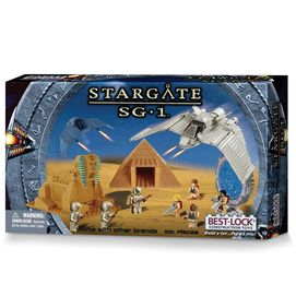 Love StarGate. wish it waz legos but anyway. Ill still have fun with it.