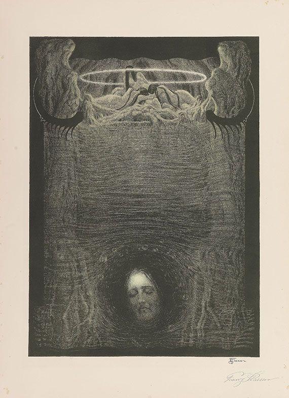 Franz Stassen - Der Ring des Nibelungen. 1914.