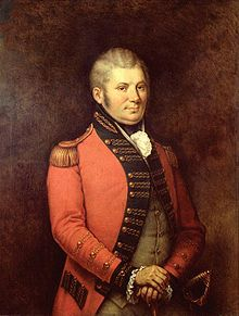 John Graves Simcoe was a British army officer and the first Lieutenant Governor of Upper Canada. He founded York (now Toronto) and was instrumental in introducing institutions such as the courts, trial by jury, English common law, freehold land tenure, and in abolishing slavery. He ended slavery in Upper Canada long before it was abolished in the British Empire as a whole – by 1810 there were no slaves in Upper Canada, but the Crown did not abolish slavery throughout the Empire until 1834.