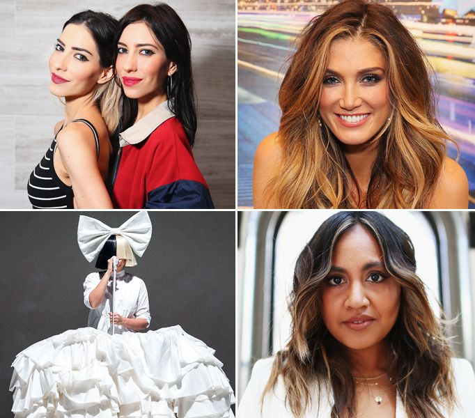 With the ARIAs being handed out on Wednesday, it's fair to say that women will play a huge role on the night - even if some categories are male-dominated.