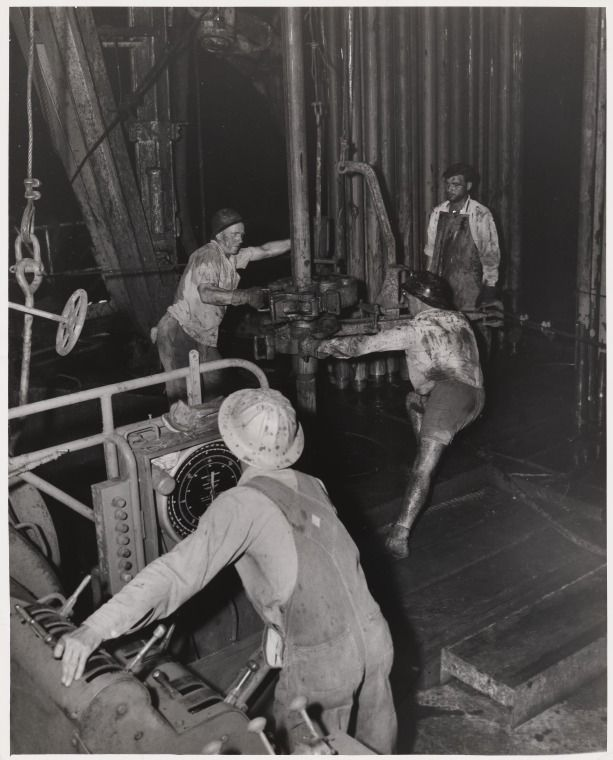 BA875/60: Drilling for oil, Exmouth Gulf, 1954 http://encore.slwa.wa.gov.au/iii/encore/record/C__Rb1914400?lang=eng