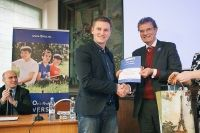 Two projects of the ITMO University won the innovative projects competition in the field of photonics