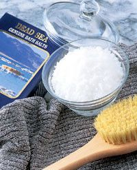 J.Malki Dead Sea Genuine bath salts 1kg