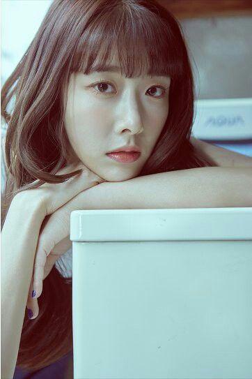 """[DIA] Eunice Individual Concept Photo 2 Album """"YOLO"""""""