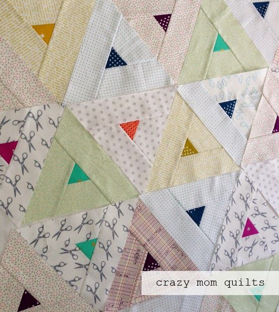 crazy mom quilts                                                                                                                                                                                 More