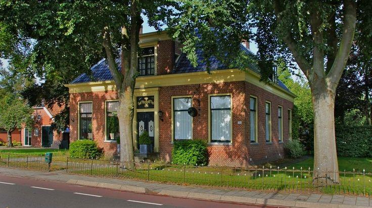 Schildwolde - Goeman Borgesius geboortehuis - Groningen in Beeld - RTVNoord.nl