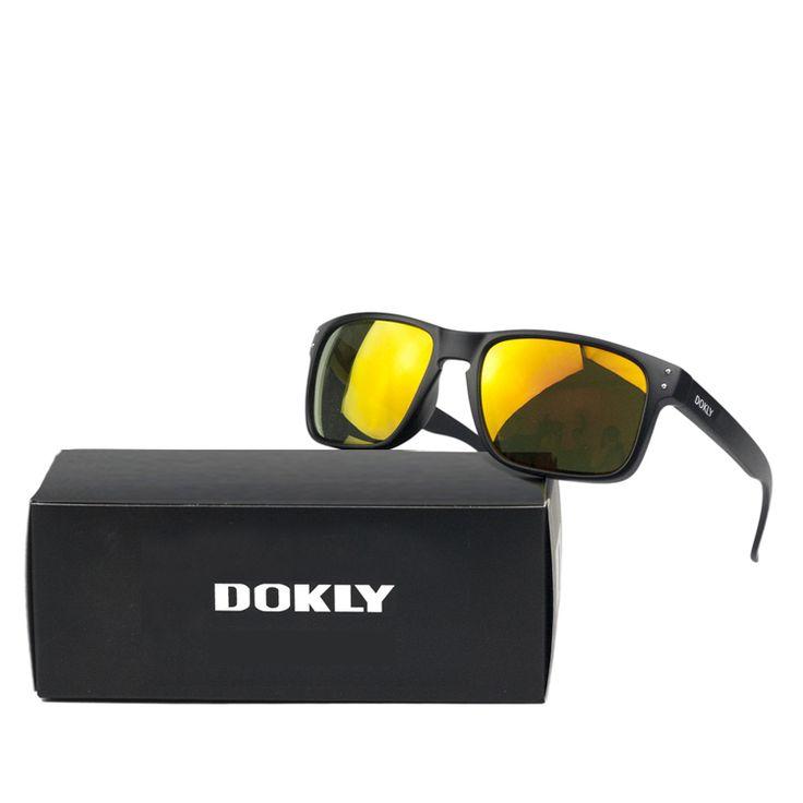 womens sport sunglasses x2m4  2016 Dokly sunglasses Sport Sunglasses Fashion Men and Women Unisex  designer Sun Glasses Sponge Oculos De