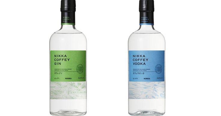 Move Over Coffey Malt Whisky: Nikka Unveils New Coffey Gin and Vodka