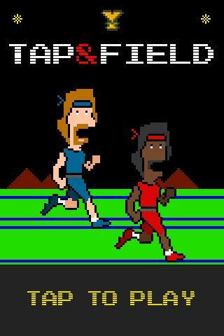 Tap & Field is a track & field game for iphone/android where you can be an olympic player in many skill level. <br/>It's simple and easy to play. Run as fast as you can by tapping rapidly on your device's screen and aim to became the world champion <br/><br/>Tap & Field lets you share your best marks with your friends on Fb! <br/><br/>Run! You may be th fastest in the world <br/>Take the challenge and win!<br/><br/>Recent changes:<br/>Added new scoreboard.<br/><br/>Content rating: Everyone