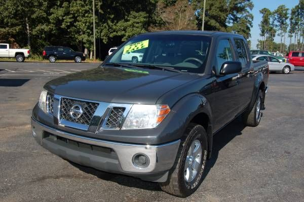 2011 NISSAN FRONTIER (WE FINANCE) BUY HERE PAY HERE (Charlotte)