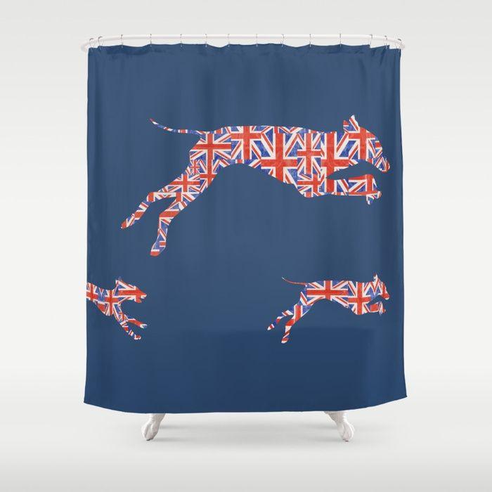 Customize Your Bathroom Decor With Unique Shower Curtains Designed