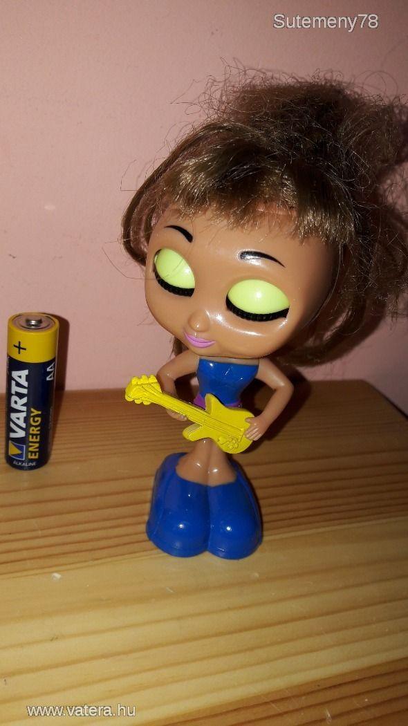 Gitározó kislány figura - felhúzható - fejét szemét mozgatja - akár 100 Ft - ért - 150 Ft - Nézd meg Te is Vaterán - Rajzfilm- és mesefigura - http://www.vatera.hu/item/view/?cod=2494198403