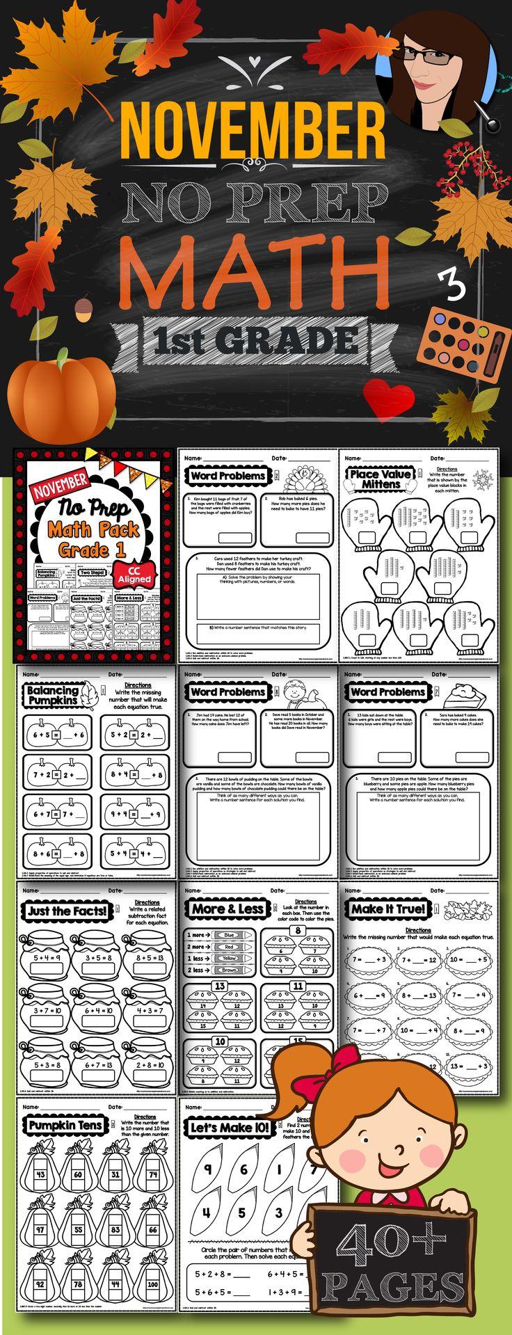 Fine School Math Prep Photo - Math Worksheets Ideas - turkishmedals.net