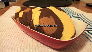 DIN SERTARUL CU REȚETE: Fursecuri cu cacao