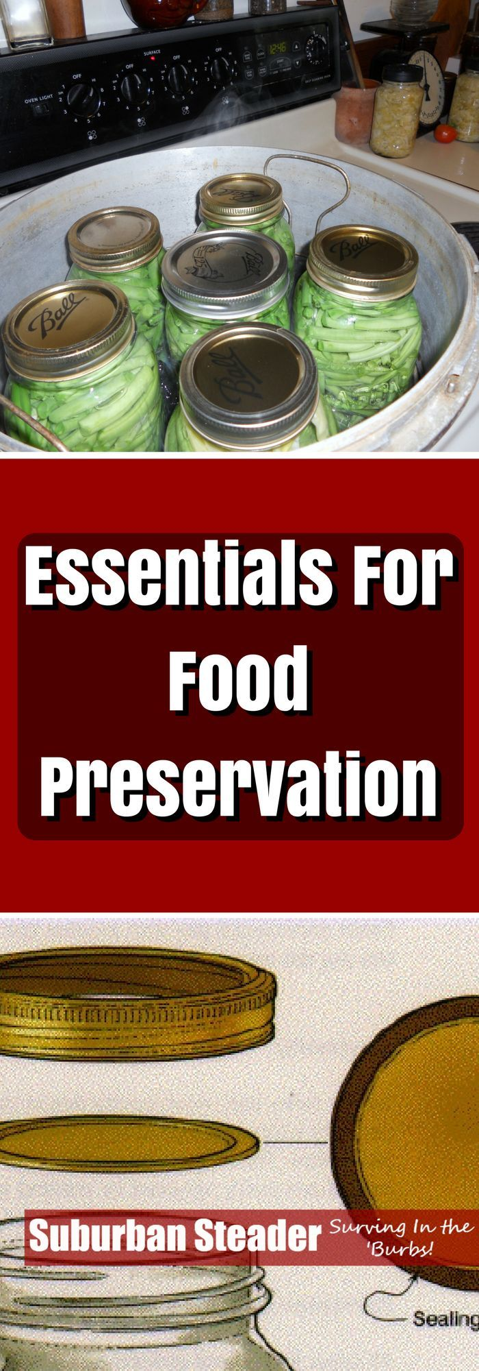 Want to get into food preservation but don't know what canning equipment to get? Come on in - we'll walk you through it!