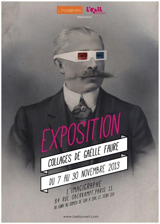 Exposition Portraits de Famille - Gaëlle Faure