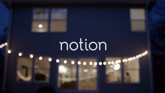 Notion is a single sensor that can be used to monitor your home, wherever you may be.