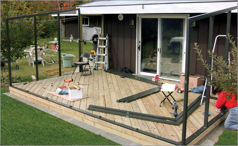 Diy sunroom kits sunporch sunrooms are easy to assemble Do it yourself sunroom