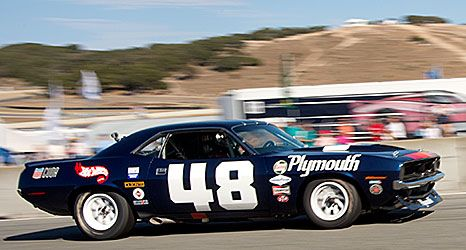 #48 Plymouth Cuda: Dan Gurney | Vintage Trans Am Series Racing Cars | Pinterest | Plymouth and ...