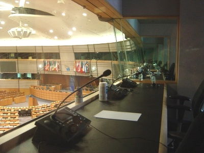 Simultaneous Interpreting Booths