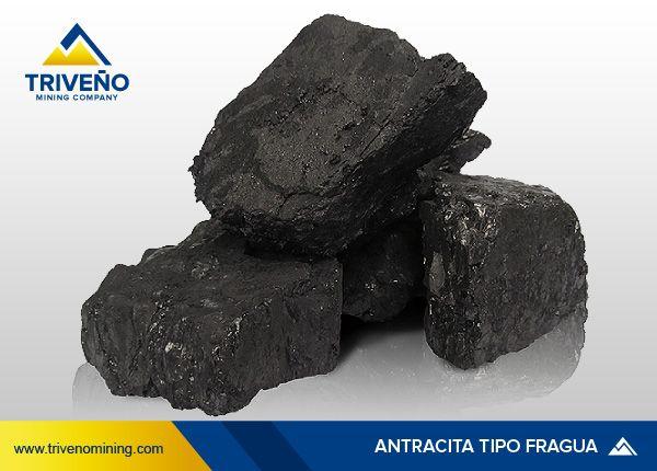 """Antracita tipo Fragua  <+1 1/2"""" -3 1/2"""">"""