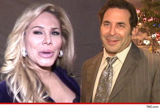 PAUL NASSIF Files for Divorce from Adrienne Maloof