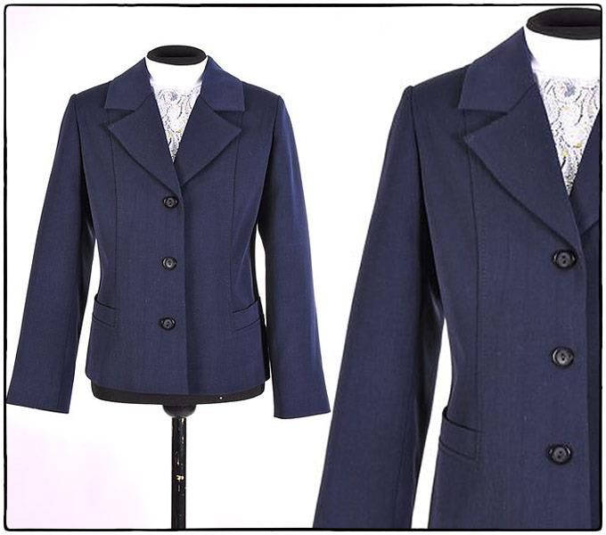 Купить серый пиджак для девочек