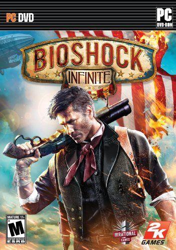 Bioshock Infinite - Pc, 2015 Amazon Top Rated Games #VideoGames